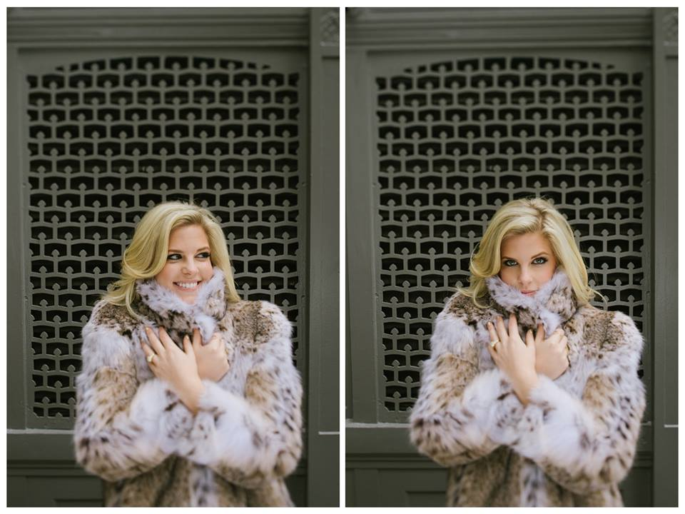 Manhattan – Tis' the Season for Spiked Cider and Furs