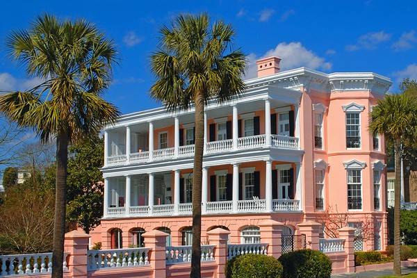 Charleston South Carolina Absolute Charm Found Down