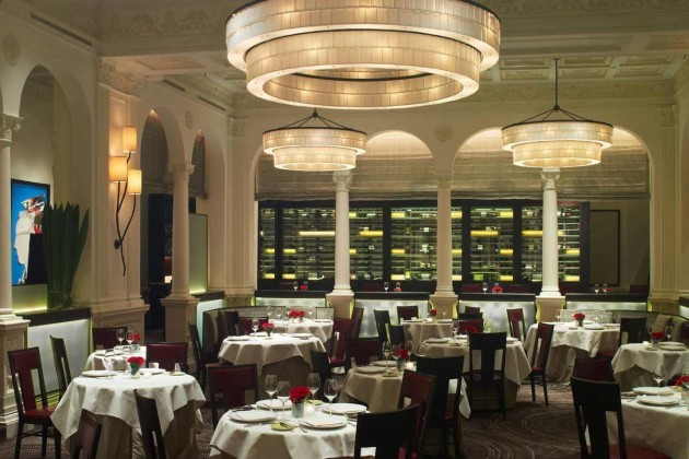 Daniel Restaurant Steakhouse Arlington Club NYC Food Ladyhattan Blog Manhattan Travel