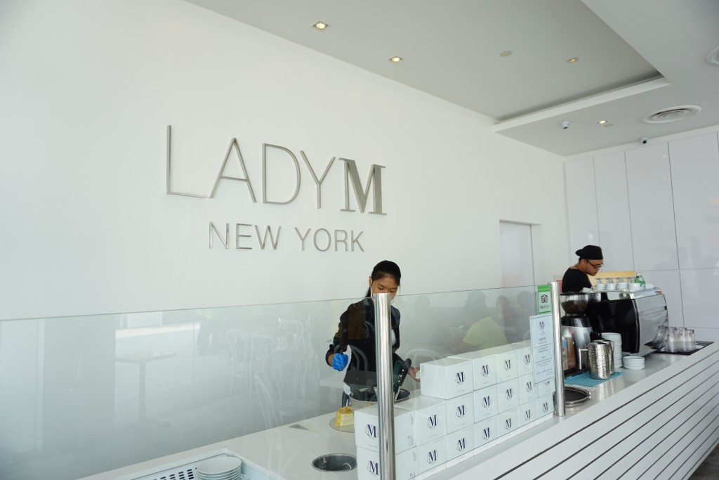 Lady M Cakes Daniel Restaurant Steakhouse NYC Food Ladyhattan Blog Manhattan Travel