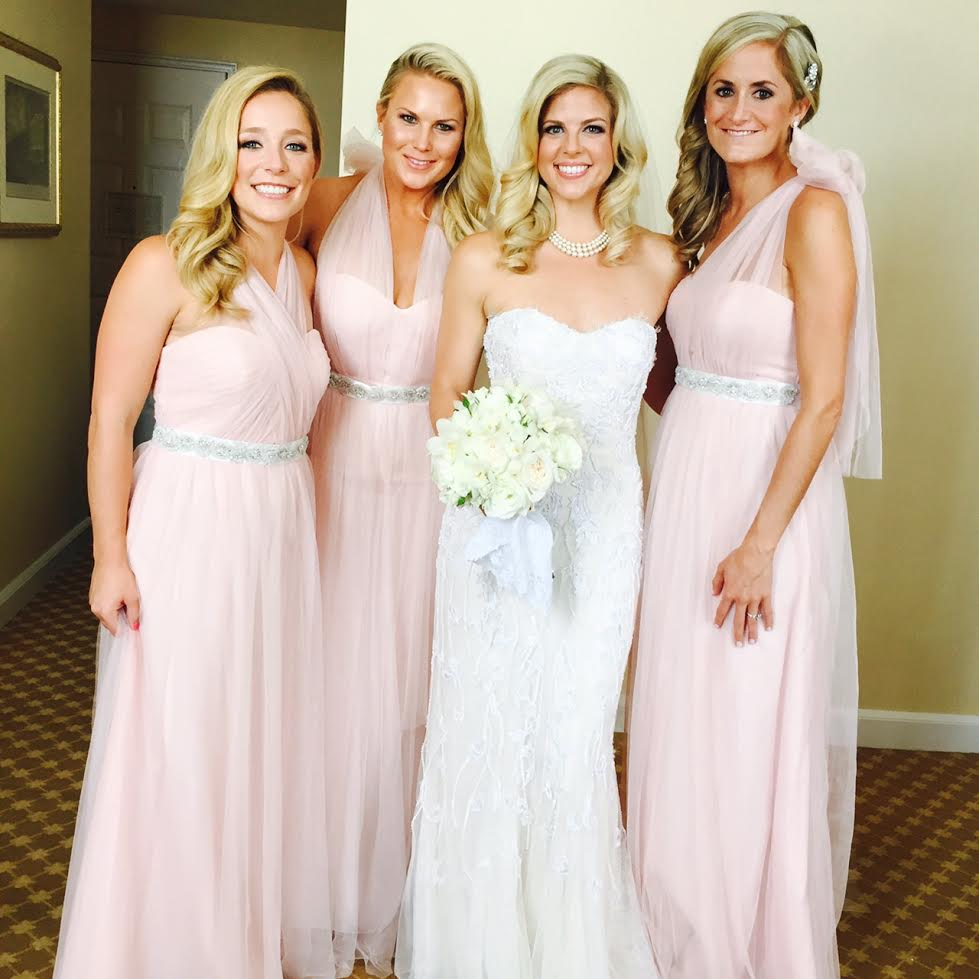 ladyhattan luxury travel blog philly weddings ritz carlton bridesmaids