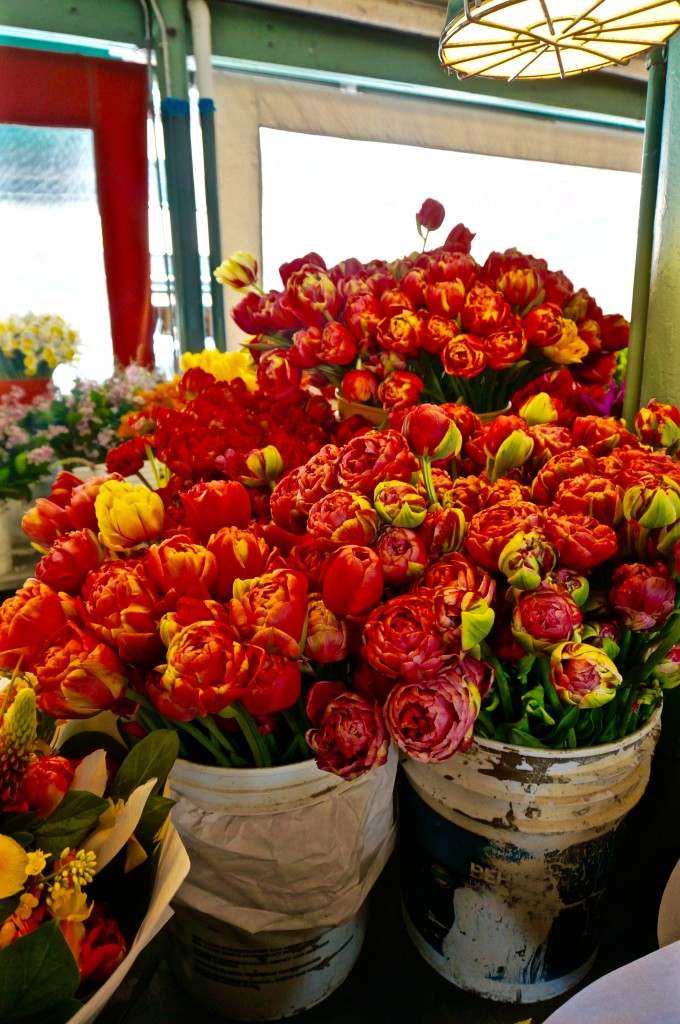 Seattle, WA – A Perfect Day at Pike's Place Market