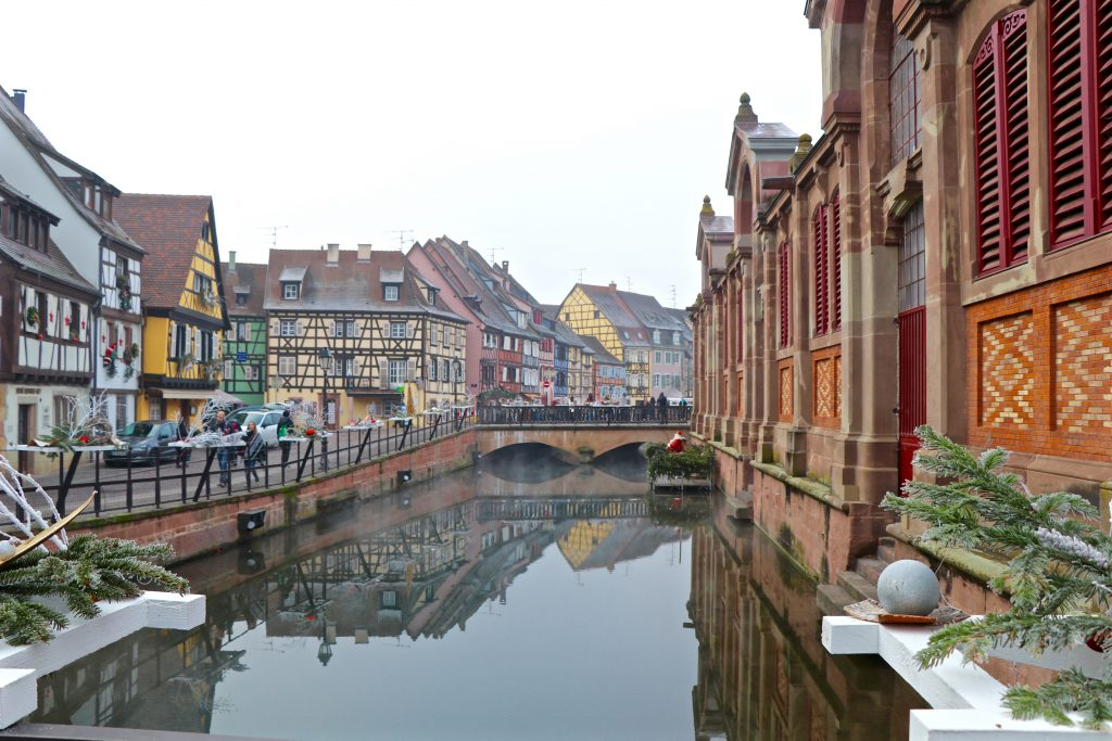 Colmar, France – Winter Wonderland