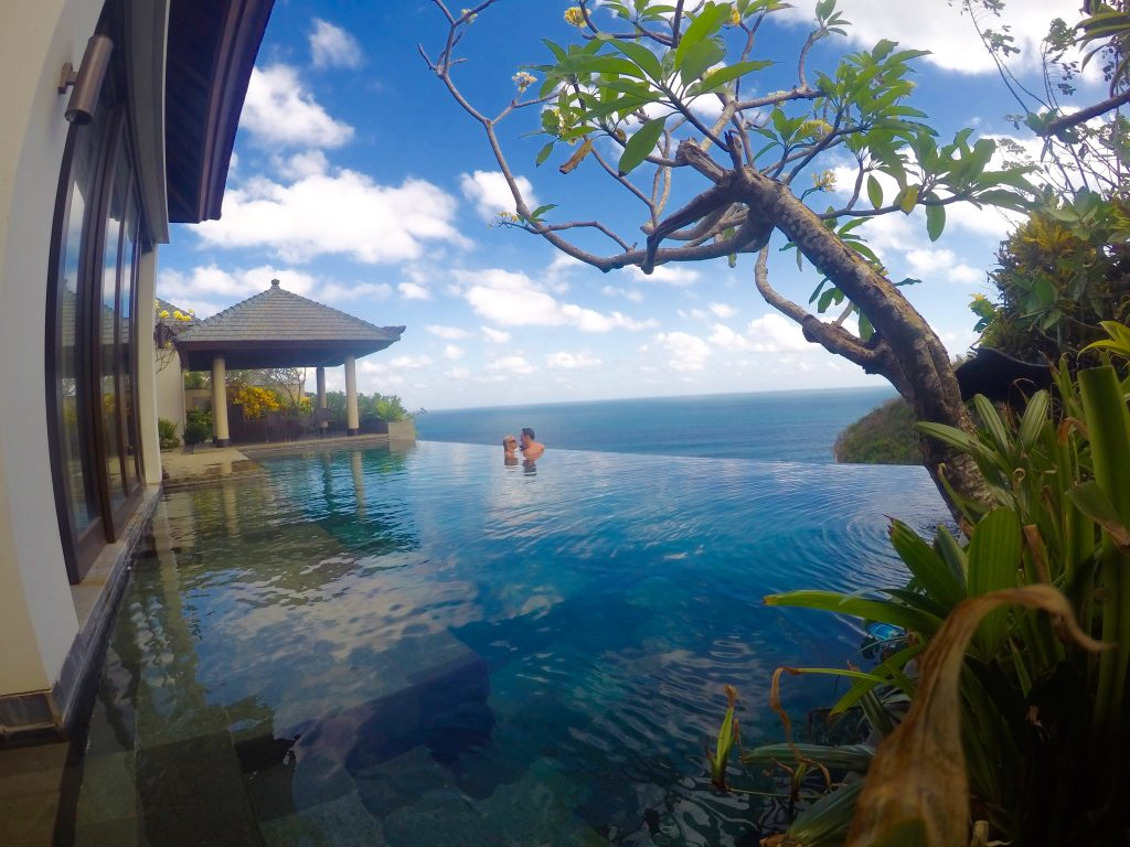 Bali, Indonesia – Suite Life at the Banyan Tree Ungasan