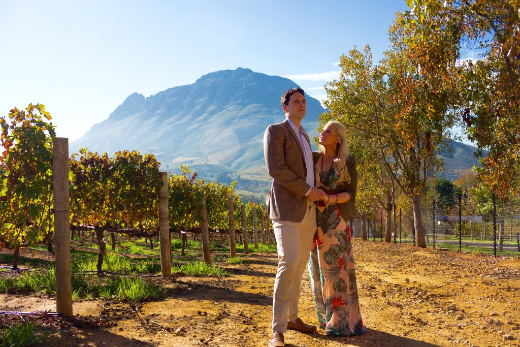 Stellenbosch, South Africa – A Delicious day at Delaire Graff Estate