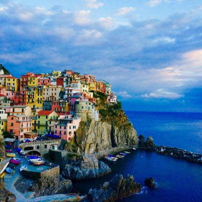 Cinque Terre, Italy – Sunset of a Lifetime